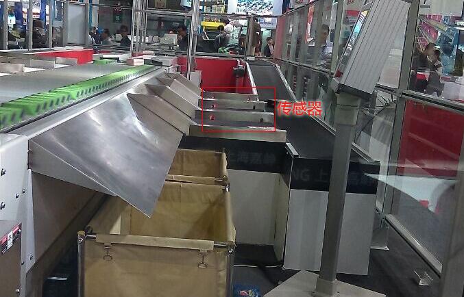 传感器在食品包装机械行业中的应用